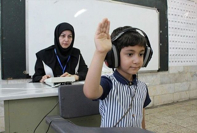 ۳۲ هزار نوآموز استان همدان در طرح سنجش سلامت جسمانی و آمادگی تحصیلی شرکت می کنند