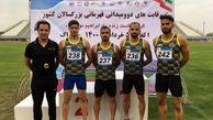 دوندههای اصفهان طلایی شدند