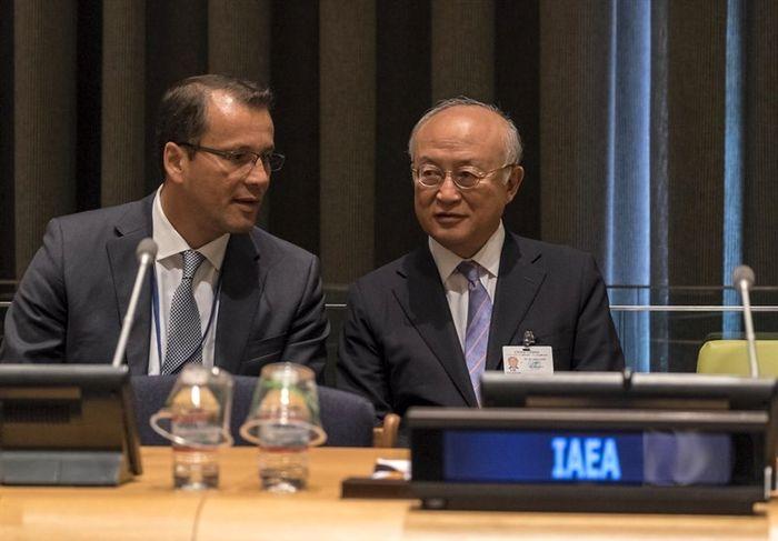 مدیرکل موقت آژانس بینالمللی انرژی اتمی تعیین شد
