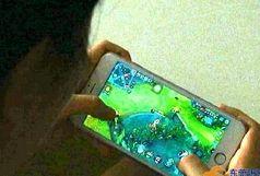کورشدن یک دختر بر اثر بازی با موبایل