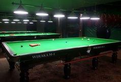 بزرگترین باشگاه بیلیارد غرب کشور در اراک افتتاح شد