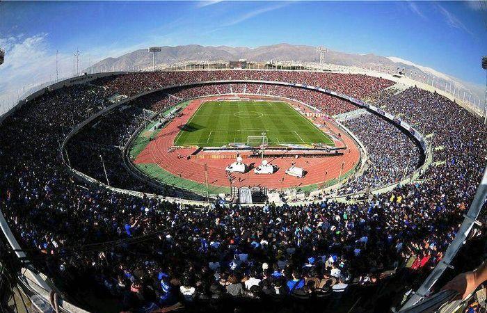 استادیوم آزادی تهران یکی از بهترین ورزشگاههای منطقه آسیا شد