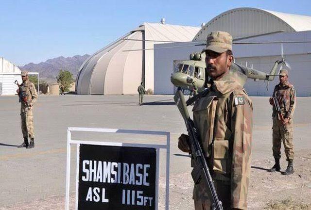 پاکستان وجود هرگونه پایگاه نظامی آمریکا در خاک خود را تکذیب کرد