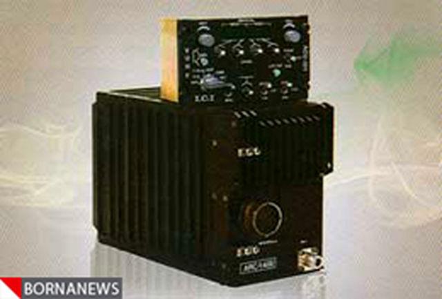 موفقیت ایران در ساخت رادیوی هوایی با قابلیت استفاده در جنگ الكترونیک