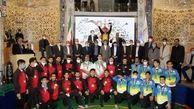 تراپ کردستان قهرمان رقابت های لیگ برتر ورزش های زورخانه ای و کشتی پهلوانی کشور  شد