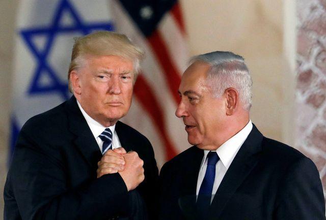 بیانیه نمایندگان در محکومیت اقدام ترامپ در اسرائیل