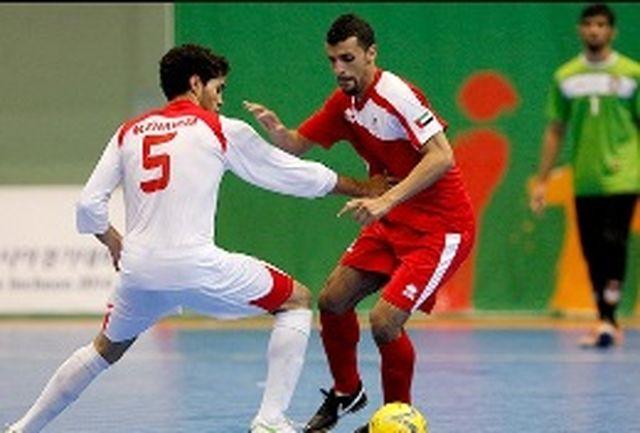 برنامه مسابقات مرحله یک چهارم نهایی جام حذفی فوتسال