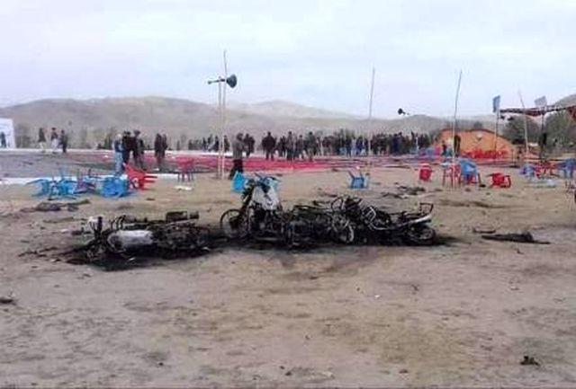 سومین انفجار در کمپین انتخاباتی افغانستان
