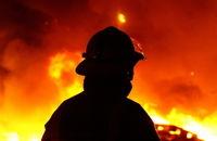 دود آتش سوزی به بزرگراه مدرس رسید