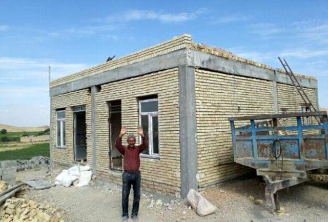 رویش جوانه های سبز امید در روستاهای زلزله زده خراسان شمالی