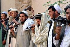 آمریکا به طالبان حمله کرد