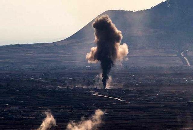 حمله بمب افکن های رژیم صهیونیستی به غزه/ گنبد آهنین فعال شد