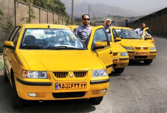 افزایش دوباره کرایه تاکسی های کرج /کرونا عامل رشد 25 درصدی نرخ ها