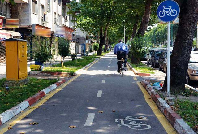 777 کیلومتر مسیر استاندارد و ایمن دوچرخه در اصفهان احداث می شود