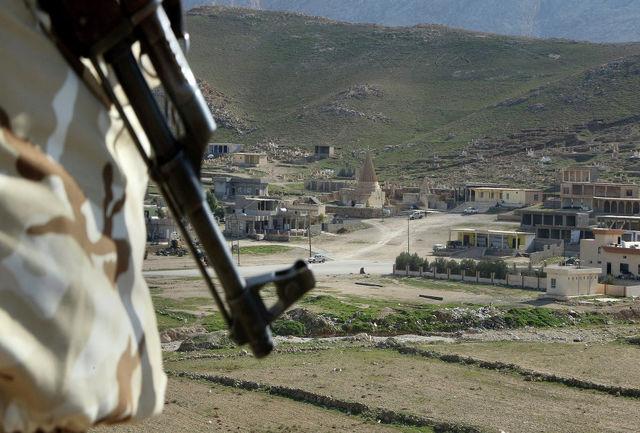 درگیری شدید طالبان و داعش در افغانستان