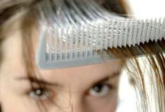 شایع ترین علل ریزش مو