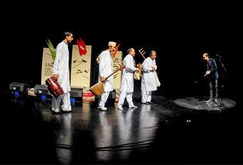 کنسرت  (آوای دل ) بلوچستان- جشنواره موسیقی فجر