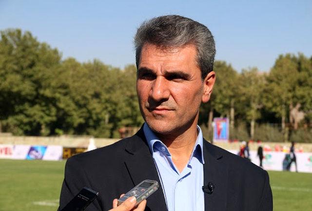 """لیگ استان را در شرایط سخت کرونایی برگزار کردیم/ رتبه ششمی """"مقاومت"""" افتخار بزرگی بود"""