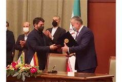 امضای دو تفاهمنامه همکاری با وزارتخانههای