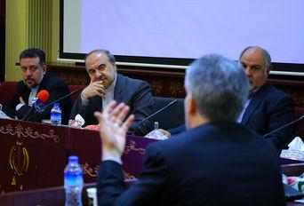 جلسه شورای سیاست گذاری دومین جشنواره اندیشمندان و دانشمندان جوان با حضور وزیر ورزش وجوانان