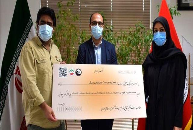 کمک فدراسیون ووشو به آسیبدیدگان سیل سیستان و بلوچستان