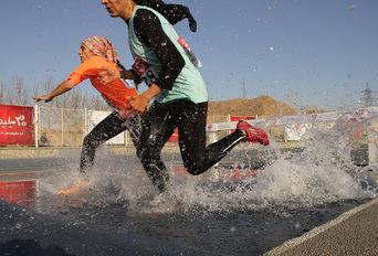 رقابت های دو ومیدانی قهرمانی باشگاه های کشور دختران