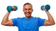 ورزش و تاثیر آن بر کنترل وضعیت بدنی سالمندان