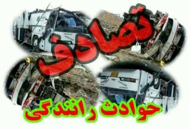 هشت کشته در تصادفات جنوب سیستان و بلوچستان