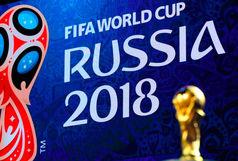 لحظات دیده نشده جام جهانی/ ببینید