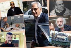افسوس کیانوش عیاری برای کیارستمی در ماهی که مهران مدیری دادگاهی شد