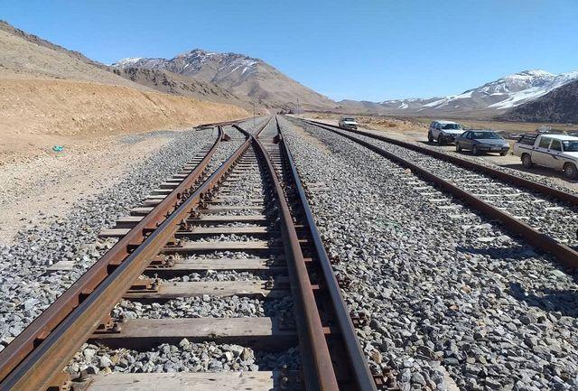 راه آهن نهاوند به جنوب کشور وصل می شود
