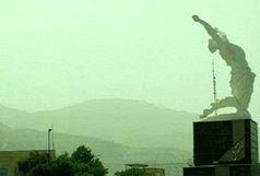 کیفیت هوای سنندج برای سومین روز متوالی در وضعیت ناسالم قرار گرفت