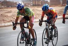 قهرمانی مقتدرانه دوچرخهسواران جوان استان