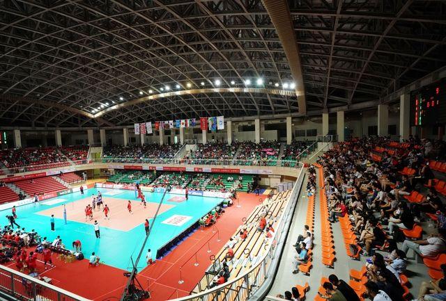ویتنام حریف ایران در یک چهارم نهایی شد