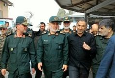 برقراری امنیت کامل در مرز مهران