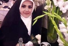 درگذشت مجری زن  شبکه دو