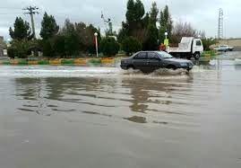 حالا خطر سیلاب در قم بعد از فروکش کردن کرونا!