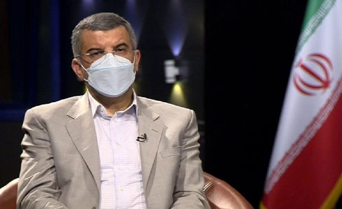 عذرخواه معاون کل وزیر بهداشت از مردم