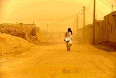 سرعت باد در زابل به 112 کیلومتر بر ساعت رسید/ غلظت غبار، 4 برابر حد مجاز
