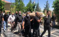 مراسم خاکسپاری پیشکسوت مطبوعات برگزار شد