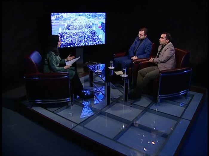 برترین گزارش های مراسم تشییع سردار شهید قاسم سلیمانی