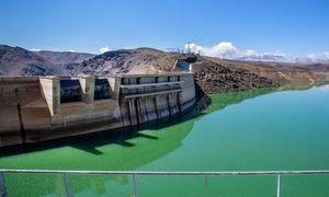 ذخیره سد زاینده رود به ۴۱۰ میلیون مترمکعب رسید