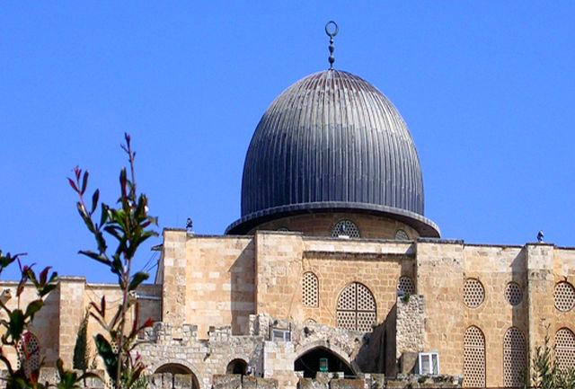 گیتهای مسجد الاقصی برچیده نمیشود