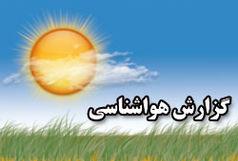 کاهش محسوس دما در نوار شمالی کشور/  رگبار باران در سمنان و تهران