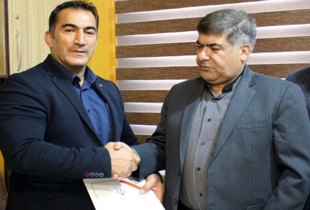 مشاور فرهنگی و ورزشی فرماندار اسلامشهر منصوب شد