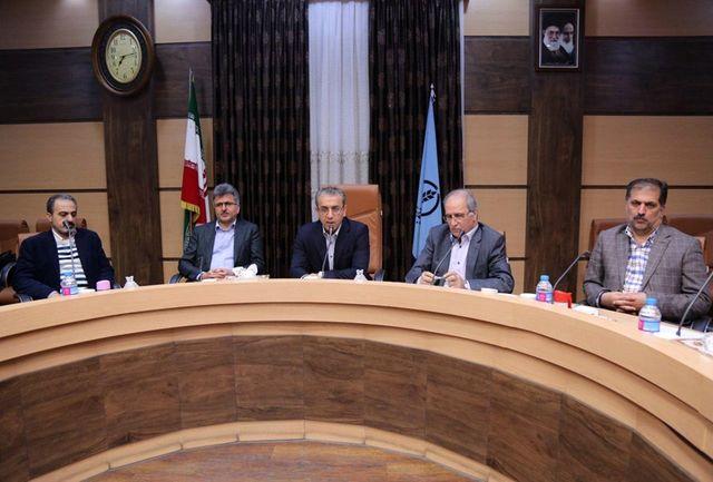 شصت و ششمین جلسه شورای راهبردی دانشگاه علوم پزشکی گیلان برگزار شد