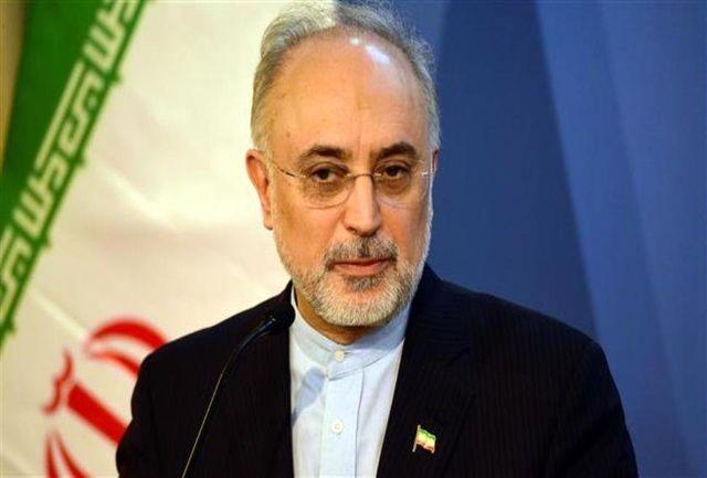رئیس سازمان انرژی اتمی  از مجتمع شهید مصطفی احمدی روشن بازدید میکند