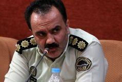 کشف 30 فقره سرقت در شهرستان البرز