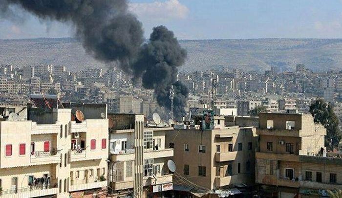 6 کشته در انفجاری در عفرین سوریه