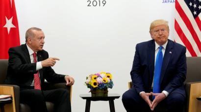 اختلاف ترکیه و آمریکا بالا گرفت